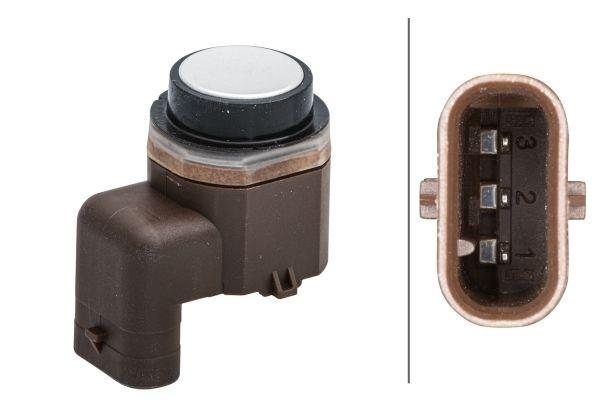 6PX 358 141-321 HELLA Sensor, Einparkhilfe 6PX 358 141-321 günstig kaufen