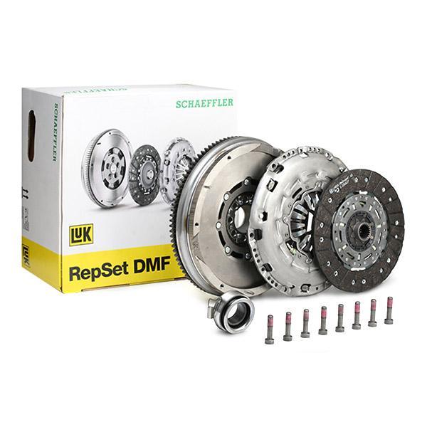 Köp LuK 600 0317 00 - Koppling / delar till Toyota: med skruvsats, med svänghjul, med utrampningslager
