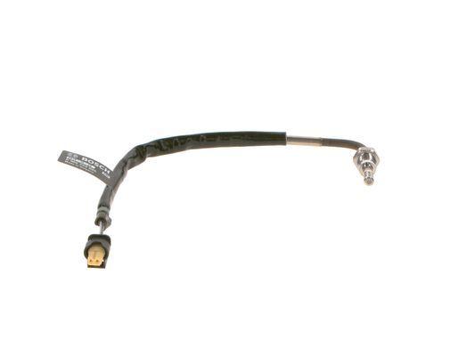 Exhaust gas sensor 0 986 259 086 BOSCH — only new parts