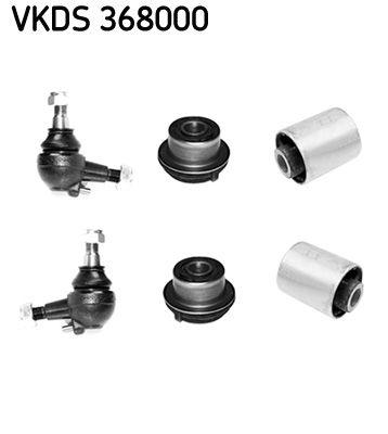 VKDS 368000 SKF mit Trag-/Führungsgelenk Reparatursatz, Radaufhängung VKDS 368000 günstig kaufen