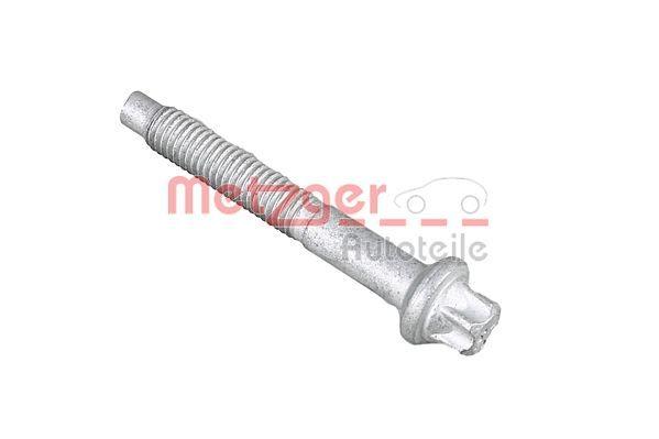 METZGER: Original Wärmeschutzscheibe, Einspritzanlage 0871022S ()