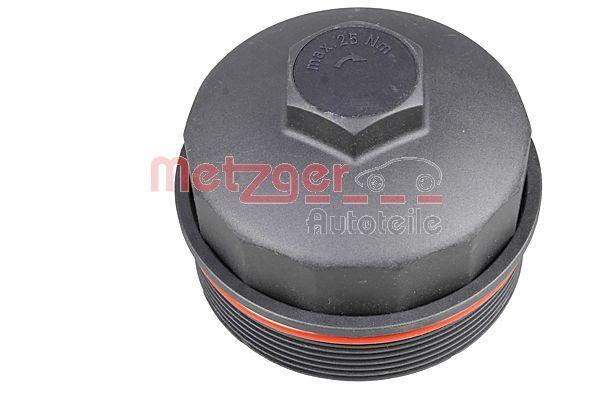 METZGER: Original Ölfiltergehäuse 2370041 ()