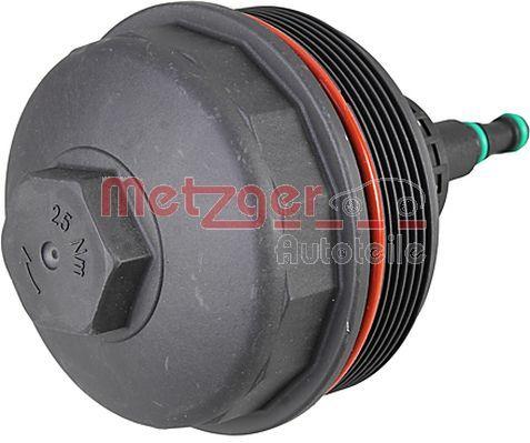 METZGER: Original Ölfiltergehäuse 2370042 ()