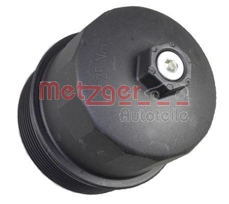 METZGER: Original Ölfiltergehäuse 2370044 ()