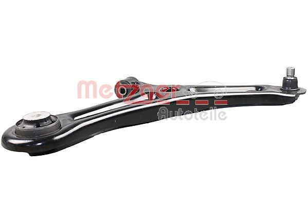 Ford ECOSPORT 2017 Suspension arm METZGER 58120302: with ball joint, with rubber mounting, Front Axle Right, Control Arm