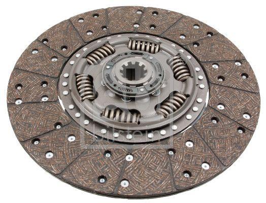 Clutch plate 172069 FEBI BILSTEIN — only new parts