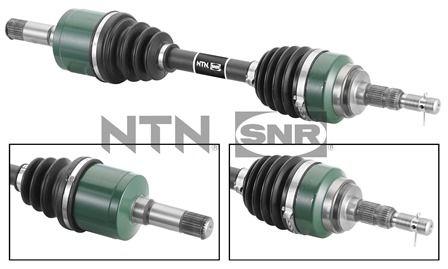 Halbachse SNR DK53.012