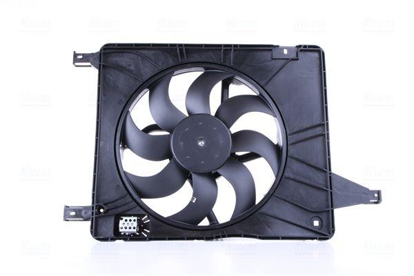 NISSENS: Original Kühlerventilator 850017 ()