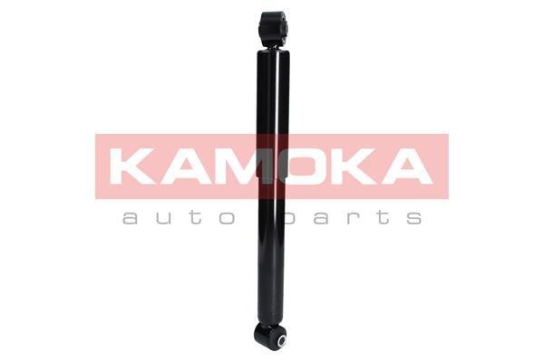 2000074 KAMOKA Gasdruck, Zweirohr, Federbein, oben Auge, unten Auge Stoßdämpfer 2000074 günstig kaufen