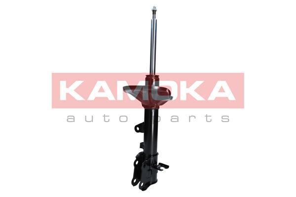 2000157 KAMOKA Hinterachse rechts, Gasdruck, Zweirohr, Federbein, oben Stift Stoßdämpfer 2000157 günstig kaufen