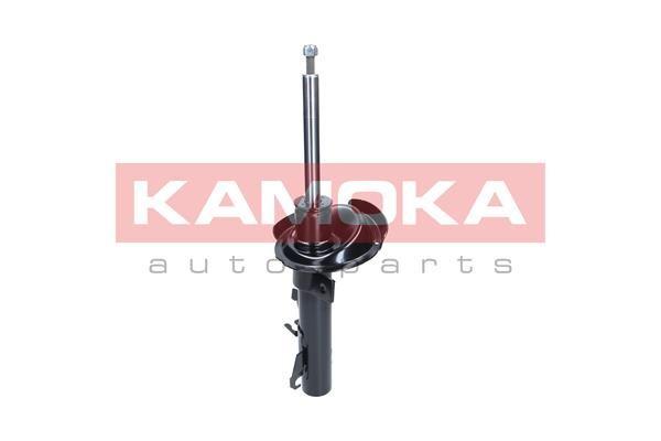 2000393 KAMOKA Vorderachse rechts, Gasdruck, Zweirohr, Federbein, oben Stift Stoßdämpfer 2000393 günstig kaufen
