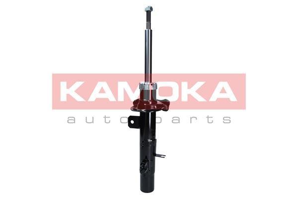 2000399 KAMOKA Vorderachse rechts, Gasdruck, Zweirohr, Federbein, oben Stift Stoßdämpfer 2000399 günstig kaufen