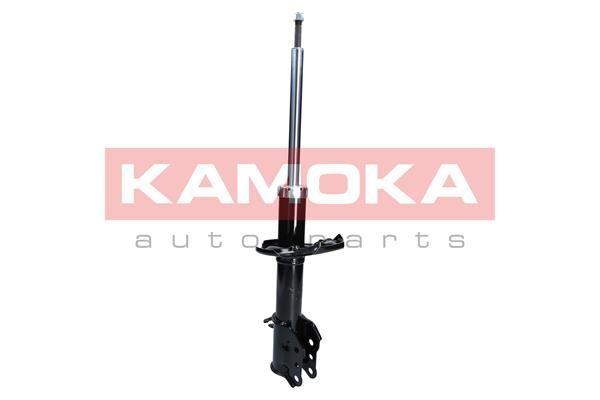 2000404 KAMOKA Hinterachse links, Gasdruck, Zweirohr, Federbein, oben Stift Stoßdämpfer 2000404 günstig kaufen