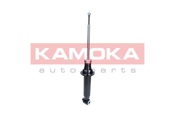 2000655 KAMOKA Hinterachse, Gasdruck, Zweirohr, Federbein, oben Stift, unten Auge Stoßdämpfer 2000655 günstig kaufen