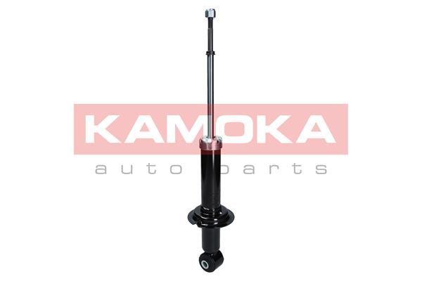 Купете 2000702 KAMOKA задна ос, газов, Телескопичен амортисьор, отгоре щифт, ухо отдолу Амортисьор 2000702 евтино