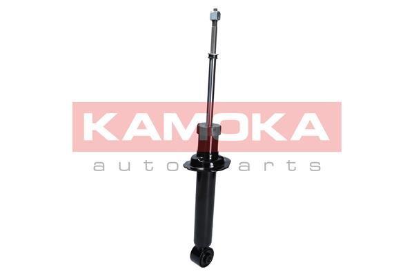 Купете 2000706 KAMOKA задна ос, газов, двутръбен, макферсън, отгоре щифт, ухо отдолу Амортисьор 2000706 евтино