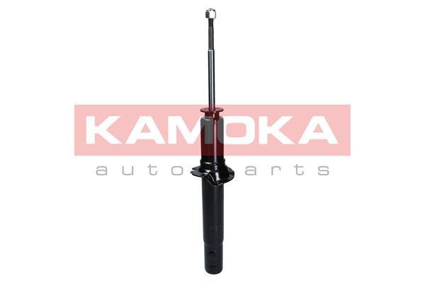 Купете 2000711 KAMOKA предна ос, газов, двутръбен, макферсън, отгоре щифт Амортисьор 2000711 евтино