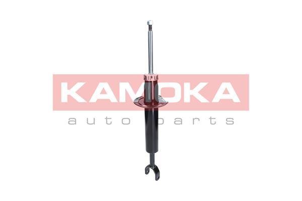 Купете 2000712 KAMOKA без бружинна тарелка, предна ос, газов, двутръбен, макферсън, отгоре щифт Амортисьор 2000712 евтино