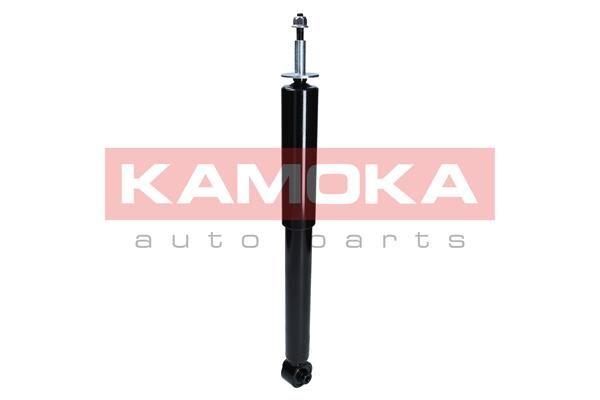 Купете 2000728 KAMOKA задна ос, газов, двутръбен, макферсън, отгоре щифт, ухо отдолу Амортисьор 2000728 евтино