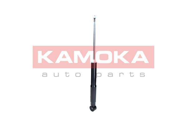 2000744 KAMOKA Hinterachse, Gasdruck, Zweirohr, Federbein, oben Stift, unten Auge Stoßdämpfer 2000744 günstig kaufen