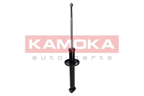2000771 KAMOKA ohne Federteller, Hinterachse, Gasdruck, Zweirohr, Federbein, oben Stift, unten Auge Stoßdämpfer 2000771 günstig kaufen