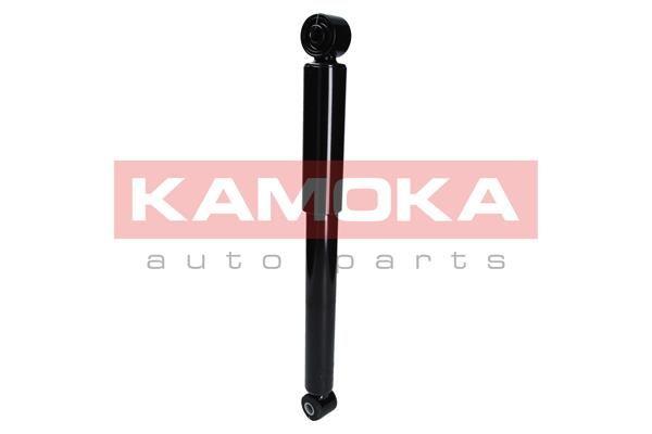 2000776 KAMOKA Hinterachse, Gasdruck, Zweirohr, Federbein, oben Auge, unten Auge Stoßdämpfer 2000776 günstig kaufen