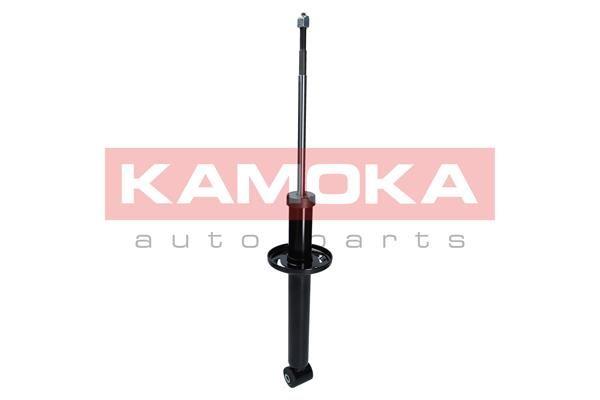 2000985 KAMOKA ohne Federteller, Hinterachse, Öldruck, Federbein, oben Stift, unten Auge Stoßdämpfer 2000985 günstig kaufen