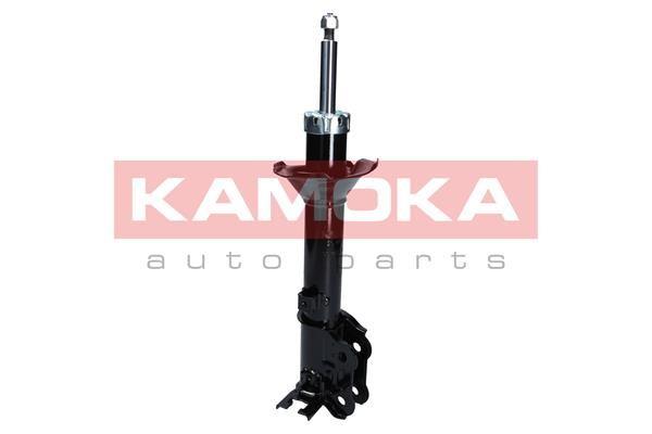 2001042 KAMOKA Hinterachse links, Öldruck, Federbein, oben Stift Stoßdämpfer 2001042 günstig kaufen