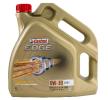 0W 30 Auto Öl - 2503001244797 von CASTROL im Online-Shop billig bestellen