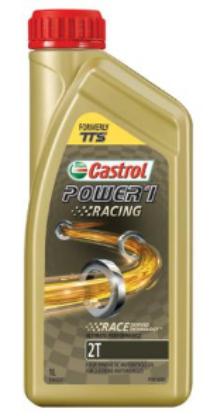 CASTROL Power 1, Racing 2T Motorolja 1l 15B634 SUZUKI
