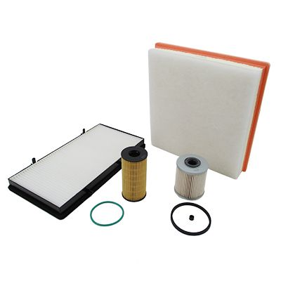 Origine Kit de filtres MEAT & DORIA FKREN009 ()