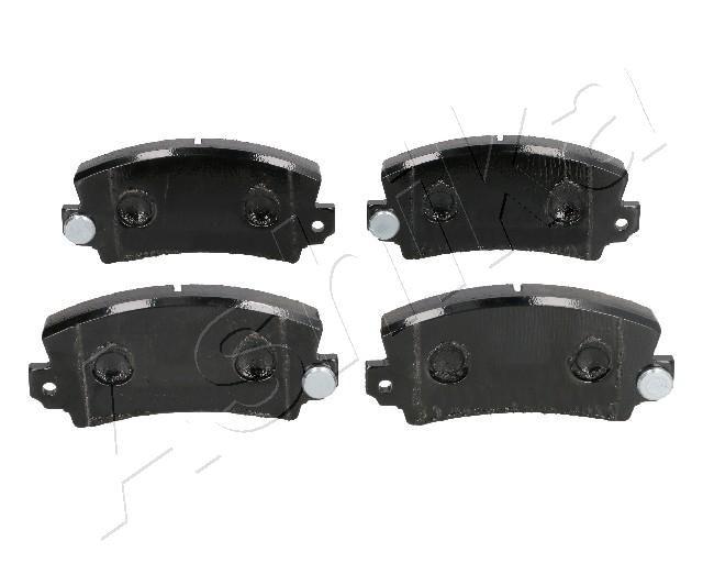 Achetez Plaquettes de frein ASHIKA 50-00-0702 (Hauteur 1: 49mm, Épaisseur: 15mm) à un rapport qualité-prix exceptionnel