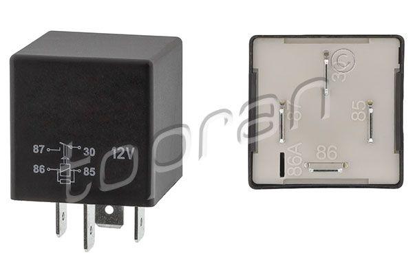 TOPRAN Relais, Kraftstoffpumpe 107 262