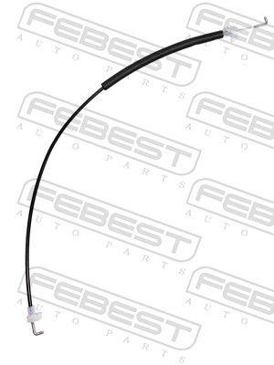 Maniglie porte 2599-DCBOXII FEBEST — Solo ricambi nuovi