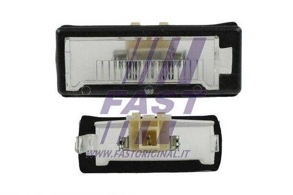 Illuminazione targa FT87353 FAST — Solo ricambi nuovi