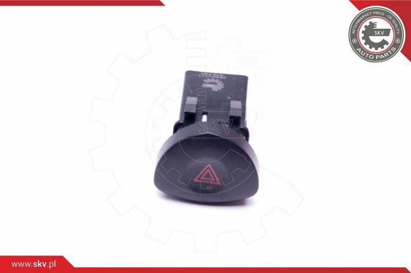 Warnblinkschalter 36SKV711 Clio II Schrägheck (BB, CB) 1.2 60 PS Premium Autoteile-Angebot