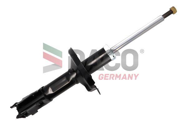 Купете 454786 DACO Germany предна ос, газов, двутръбен, макферсън, отгоре щифт Амортисьор 454786 евтино