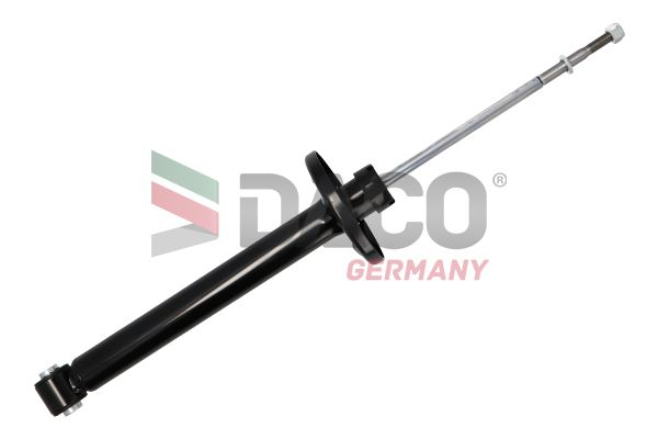 Купете 524719 DACO Germany без бружинна тарелка, задна ос, маслен, макферсън, отгоре щифт, ухо отдолу Амортисьор 524719 евтино