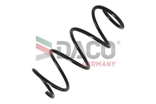 DACO Germany: Original Fahrwerksfedern 802603 (Länge: 341mm, Länge: 341mm, Ø: 137mm)