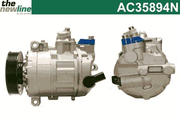 AC35894N The NewLine Kältemittel: R 134a Klimakompressor AC35894N günstig kaufen