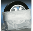 CO 3709 Tyre covers White, Quantity: 100 from CAR1 at low prices - buy now!