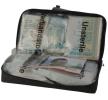 CO 6001 Førstehjælpstaske DIN 13164, 500g, forbindingskasse, Das Set beinhaltet: Førstehjælpssæt til bilen, med opbevaringstaske fra CAR1 til lave priser - køb nu!