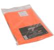 CO 6035 Gilet fluo DIN EN 471, 1, orange CAR1 à petits prix à acheter dès maintenant !