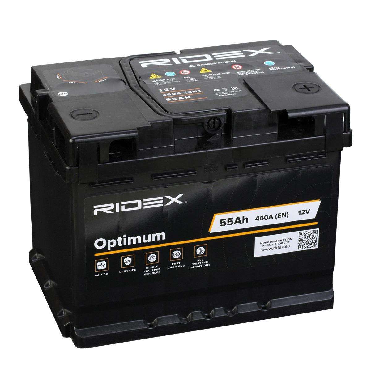 Akku RIDEX 1S0104
