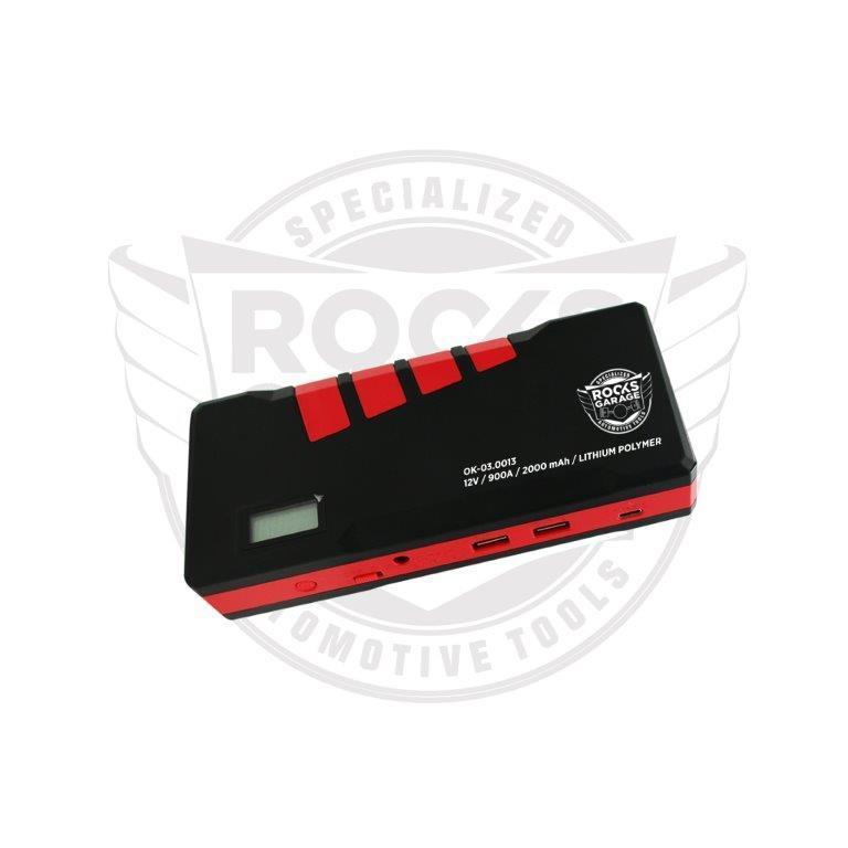 OK-03.0013 ROOKS Batterikapacitet: 20Ah, med LCD-visning Spänning: 12V Starthjälp OK-03.0013 köp lågt pris
