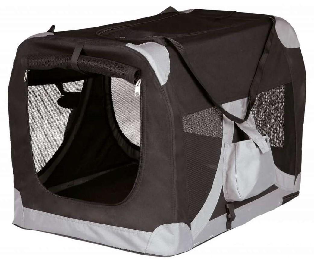 7721875 JOLLYPAW Storlek: XS-S, Färg: grå, svart Hundväska 7721875 köp lågt pris