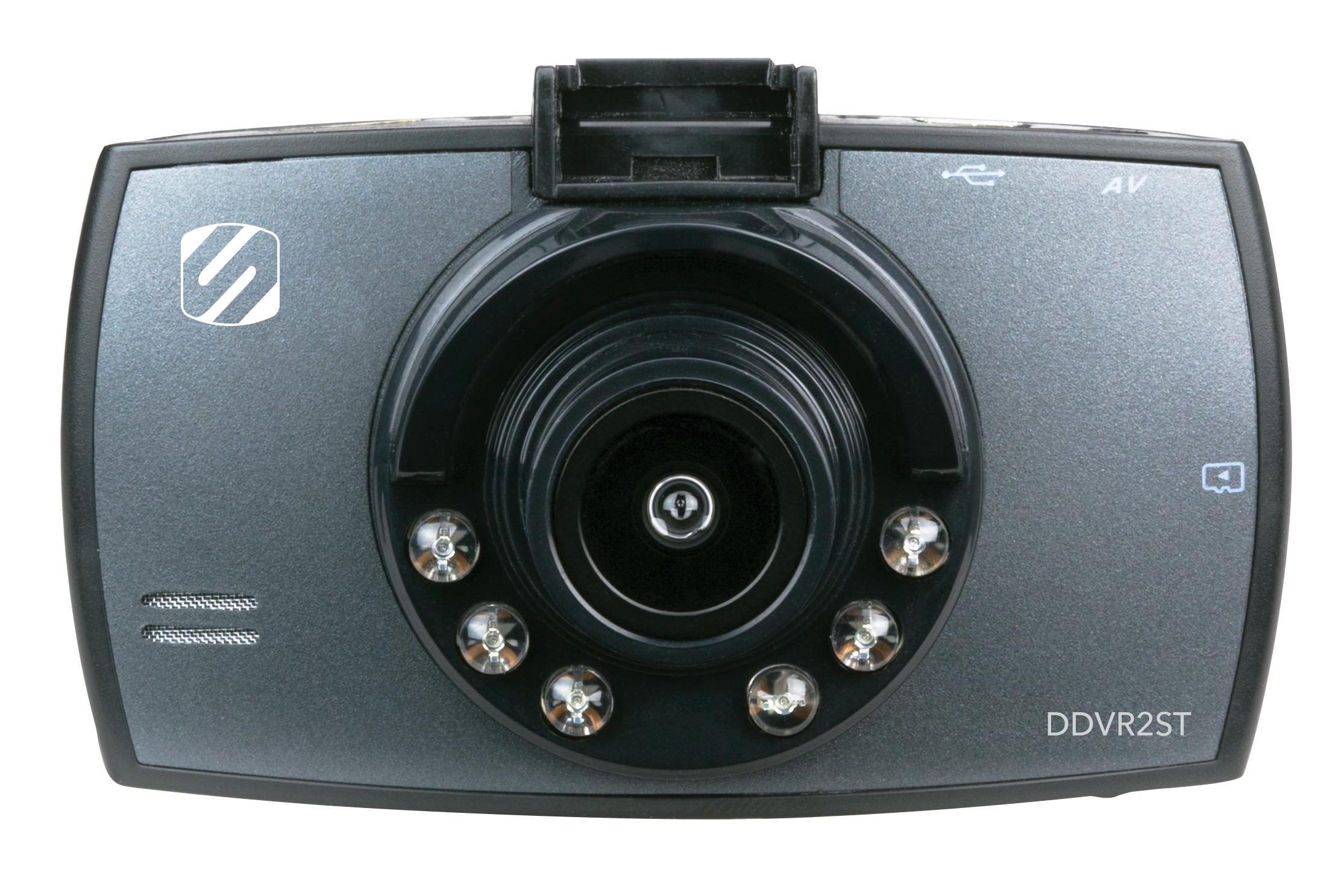 7843 SCOSCHE HD DVR DASH CAM Videoformat: AVI, Videoauflösung: 1080p HD, 720p HD, Bildschirmdiagonale: 2.4Zoll, microSD Blickwinkel: 100° Dashcam 7843 günstig kaufen