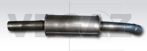VEGAZ: Original Vorschalldämpfer MOS-307 ()