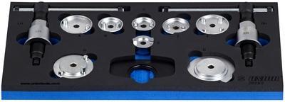 Pieces detachees RENAULT DAUPHINE 1961 : Kit d'outils de rotation / de remise, piston d'étrier de frein UNIOR 619737 - Achetez tout de suite!