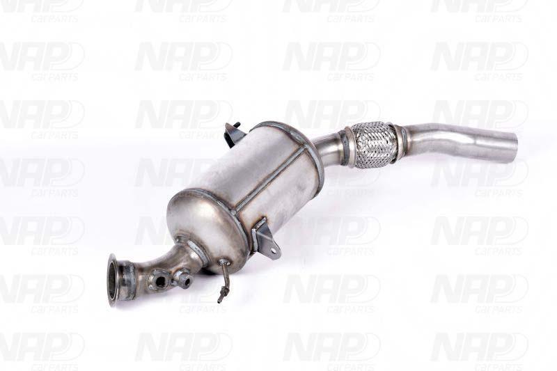 Original BMW Dieselpartikelfilter CAD10037